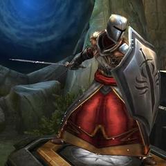 Templar Recruit in <i><a href=
