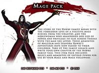 DA2 Item Pack 1 - Mage