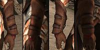 Rat-Nibbled Gloves