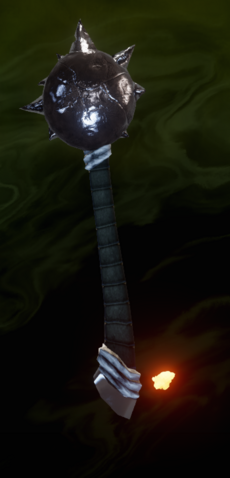 File:Spiked mace.png