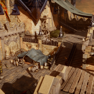Griffon Wing Keep overview.