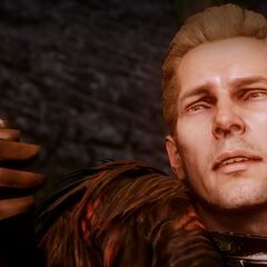 Cullen struggles with lyrium