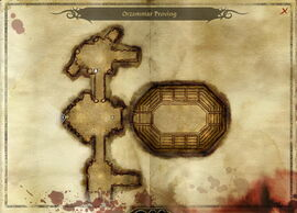 Map-Orzammar Proving
