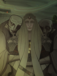 Andraste and magisters - Those Who Speak 1-1
