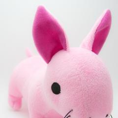 A plush toy of a nug