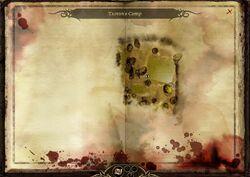 Taoran's Camp map