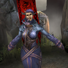 A Desire abomination in <i>Heroes of Dragon Age</i> (no longer available in game)