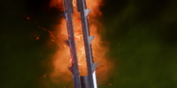 Serrated Qunari Blade