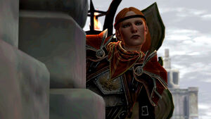 Aveline - Watching for Danger