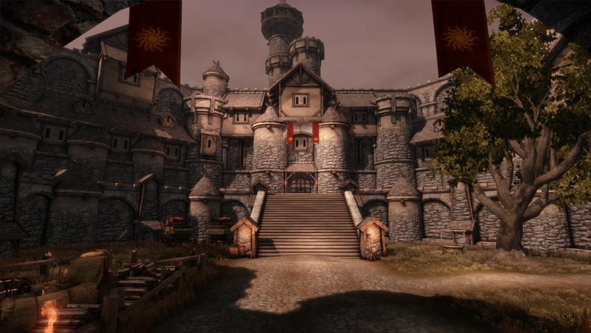 Redcliffe Castle | Dragon Age Wiki | FANDOM powered by Wikia