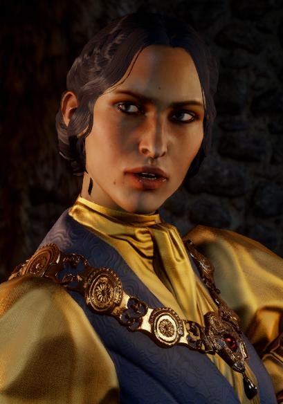 Josephine Dragon Age Romance