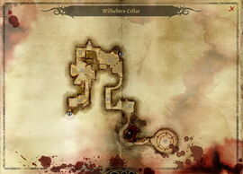 Map-Wilhelm's Cellar