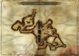 Map-Ortan Thaig