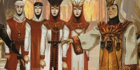 Codex entry: Chantry Hierarchy