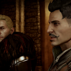 Cullen and Dorian