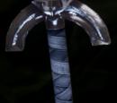 Grey Warden Longsword Grip
