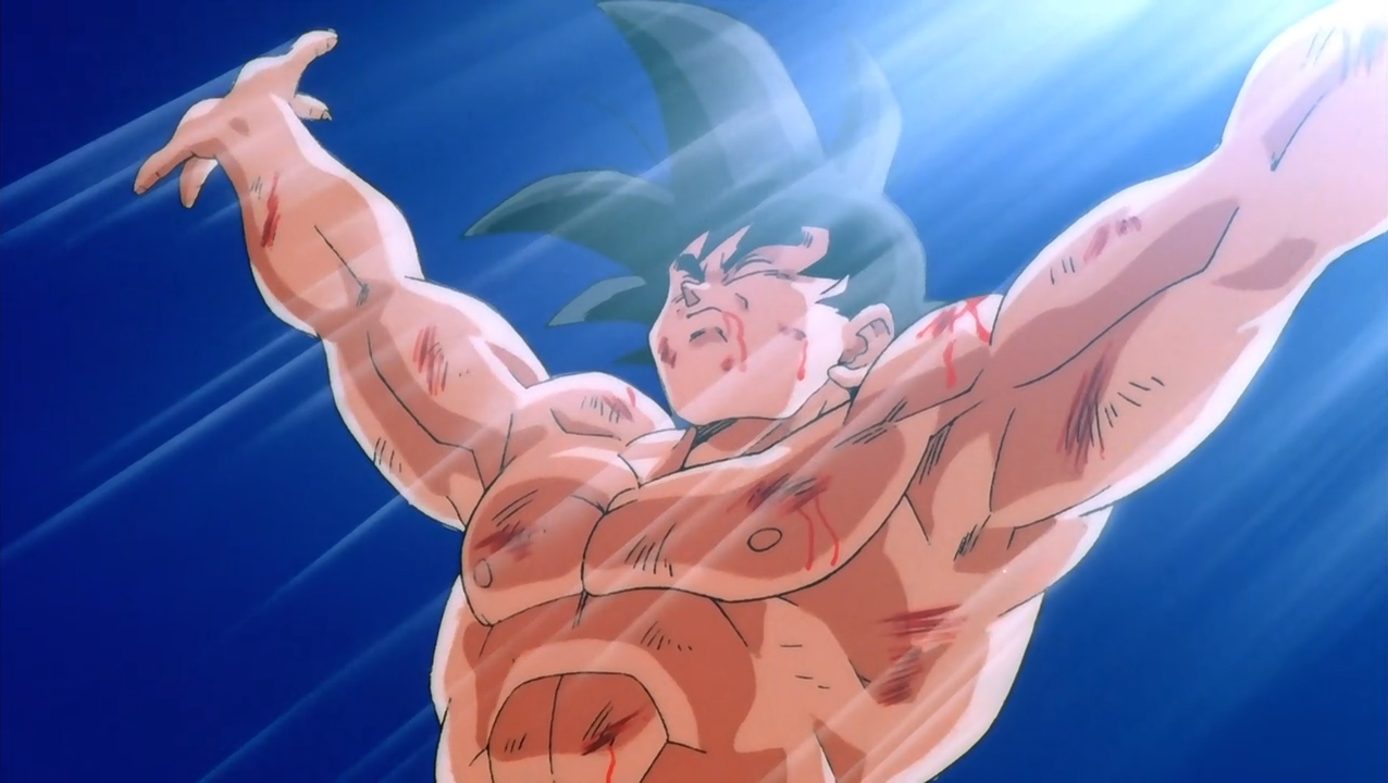 File:Goku using the Spirit Bomb.png