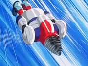 Super Mega Cannon Sigma Sigma Cannon Drill