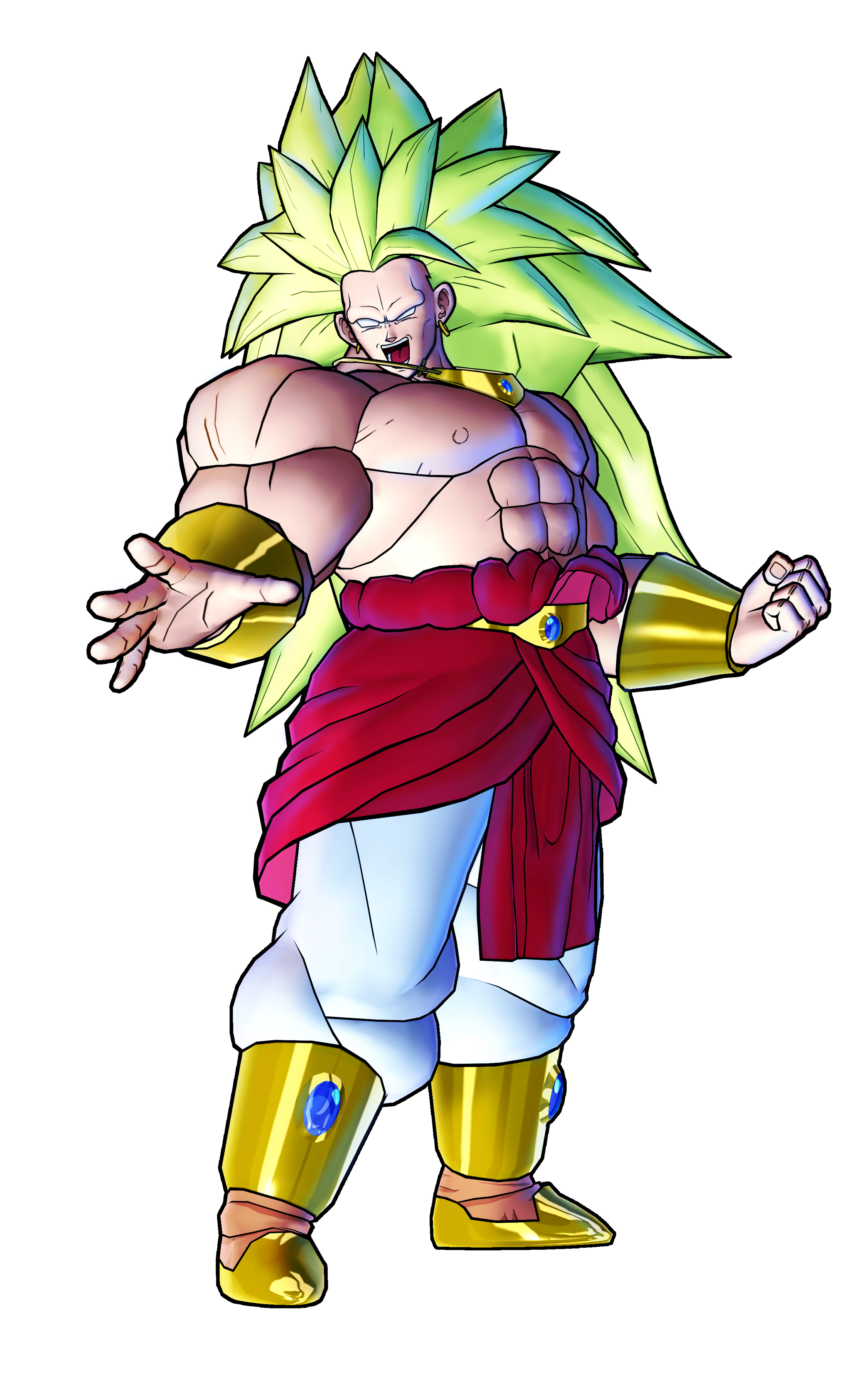 Bardock Fusion Broly Bardock Forever · Broly