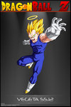 Dragon ball z vegeta ssj2 mbs by tekilazo-d41o59p
