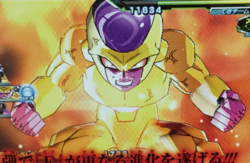 Angered Golden Frieza