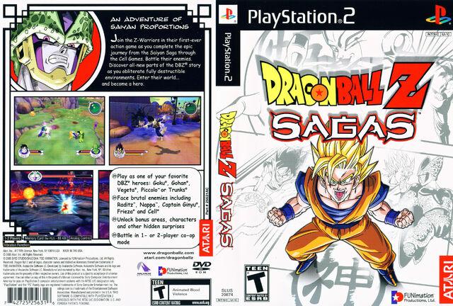 File:Dragon Ball Z Sagas.jpg