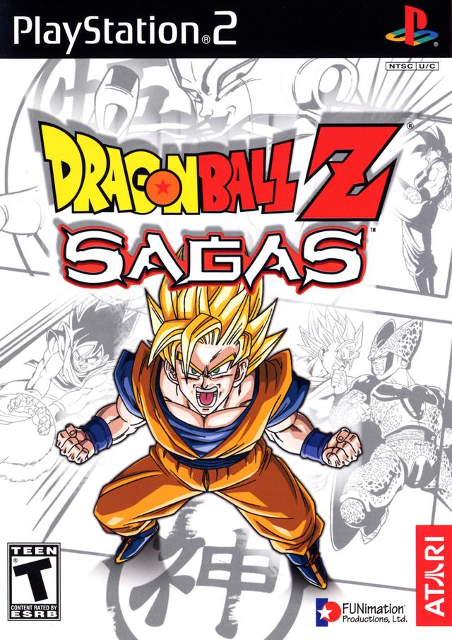 Dragon Ball Z: Sagas | Dragon Ball Wiki | FANDOM powered ...