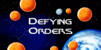 Defying Orders