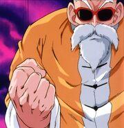 Master Roshi angry