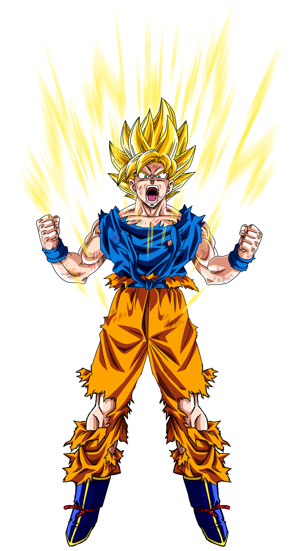 Super saiyan dragonball wiki fandom powered by wikia - Super sayenne ...