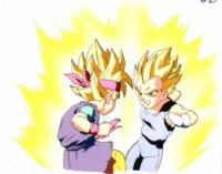 File:200px- GokuJrSuperSaiyan AndVegetaJrSuperSaiyanFighting.jpg