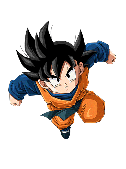 Dragon Ball Z Son Goten