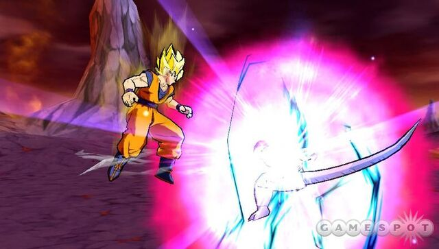 File:Goku VS Frieza Shin Budokai.jpg