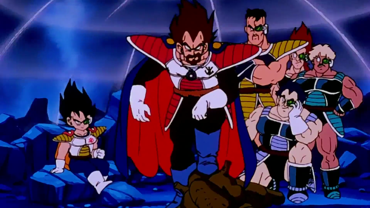 King Vegeta And Prince Vegeta Prince Vegeta King Vegeta