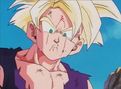 Teen gohan beating up by turles.4