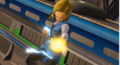 Android 18 attack