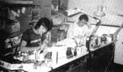 Matsuyama&Toriyama(DrSlumpVol12)
