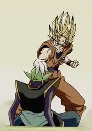 SS2 Goku (black timeline)