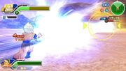 DBZ TTT Goku SSJ's Super Kamehameha