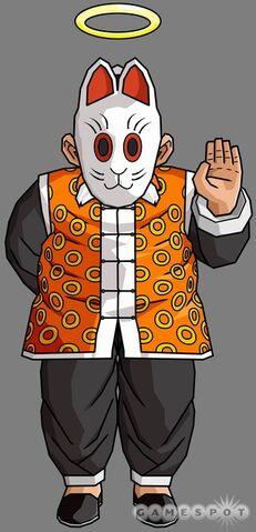 File:Grandpa Gohan Budokai Tenkaichi 2.jpg