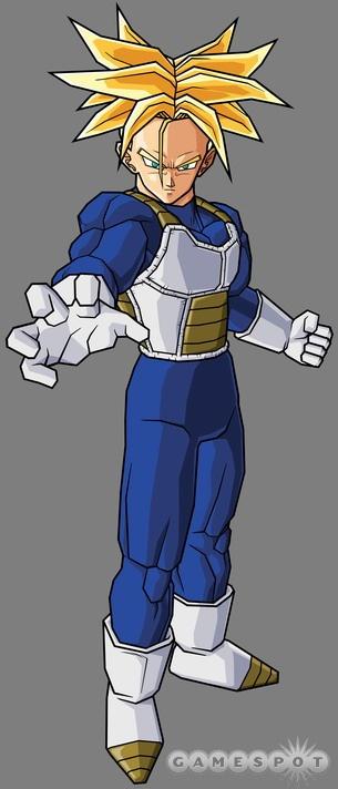 Image - Super Saiyan Future Trunks - 55.9KB