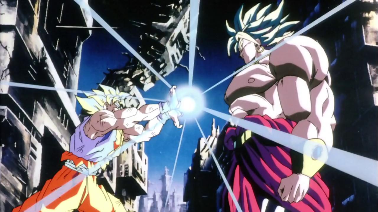 Image - Goku vs. Broly 2.png | Dragon Ball Wiki | FANDOM