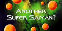 Another Super Saiyan?