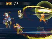 Dragon ball z attack of the saiyans 13