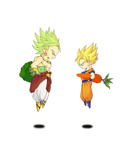 File:BROLY VS KAKAROT.png