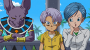 Beerus-Trunks-Bulma