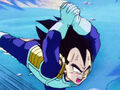 Vegeta-flying-double-axe-handle