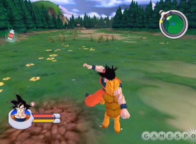 File:Goku Saibamen Sagas 7.jpg
