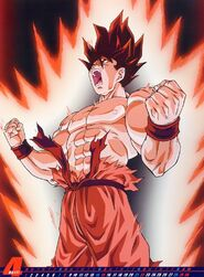 Goku Kaio Ken