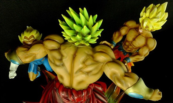 File:Modelkitstatue broly v goku vegeta i.PNG
